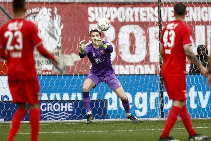 Spelers van FC Twente.