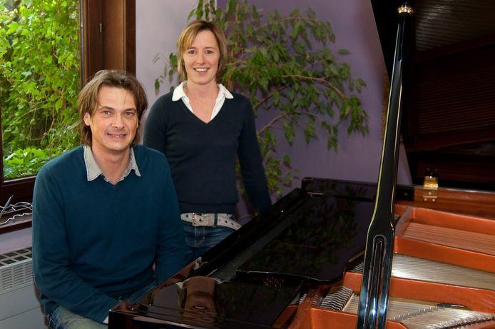Lieve Willems en Dominiek Reynaert vieren twintig jaar Ars Musica met hun eigen festival.
