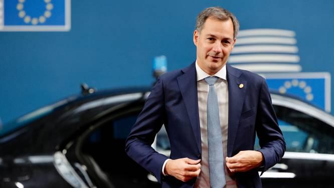 """De Croo roept G20 op verantwoordelijkheid te nemen in klimaatbeleid: """"Uit solidariteit met landen in de frontlinie"""""""