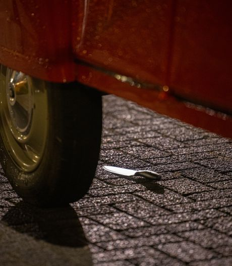 Duo gewond in Zwolse woning na woordenwisseling: politie vindt groot mes op straat