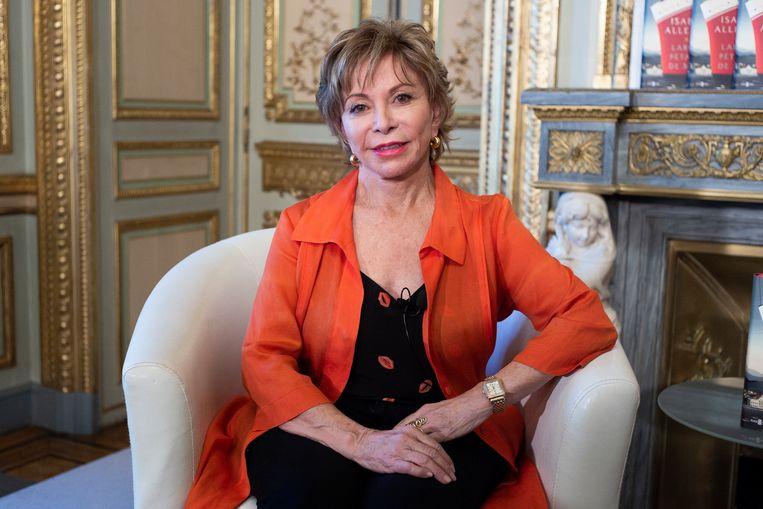 Isabel Allende in 2019. Beeld NurPhoto via Getty Images