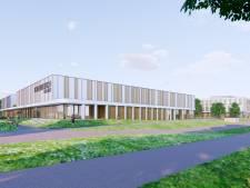 Sporthal Rodenborch College in Rosmalen, een wereld van verschil