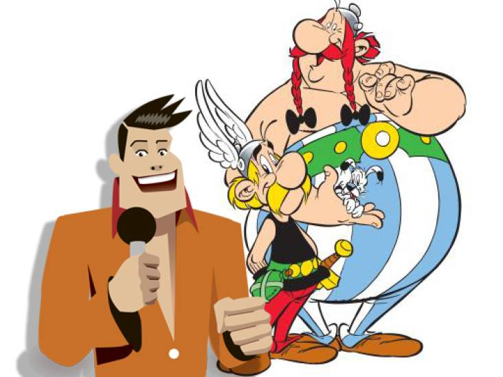 Asterix 60 jaar! Test je kennis over Asterix & Obelix