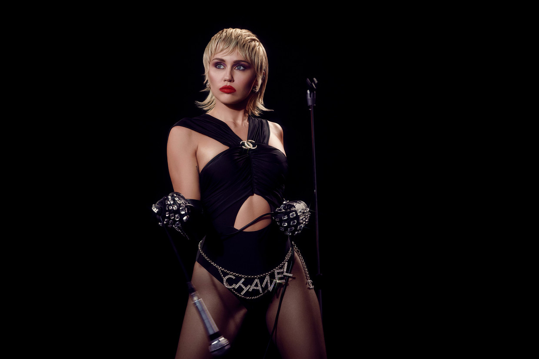 Miley Cyrus Beeld Humo