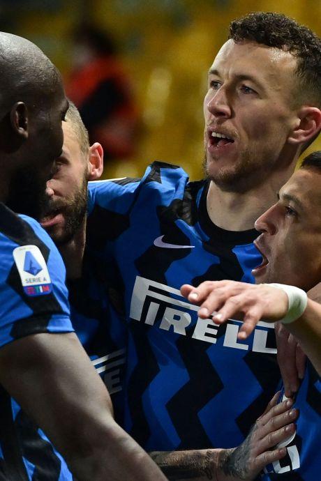 Lukaku double passeur, un pas de plus vers le titre pour l'Inter