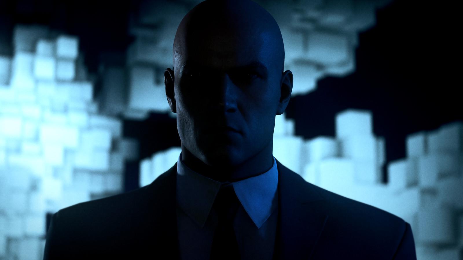 Protagonist Agent 47.
