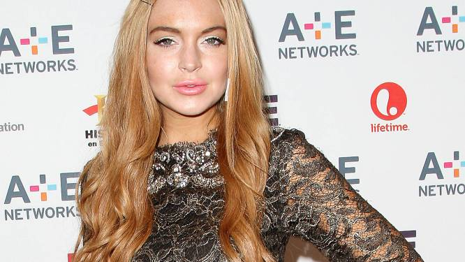 Lindsay Lohan veroorzaakt (alweer) verkeersongeval