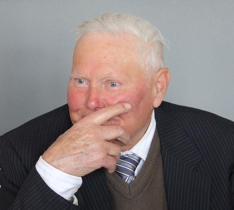 André Van Eyghen (80) uit Pittem.