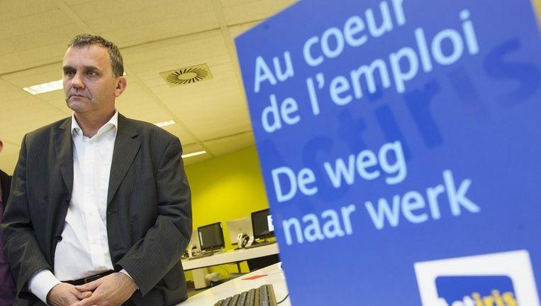 Benoît Cerexhe (cdH). Beeld PHOTO_NEWS
