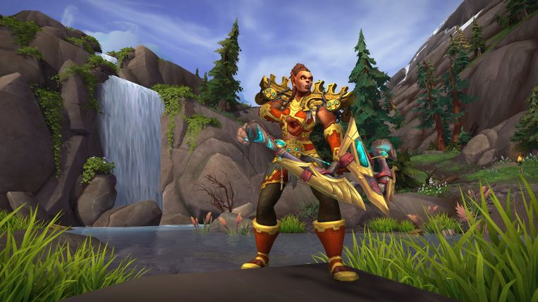 World of Warcraft Beeld Blizzard