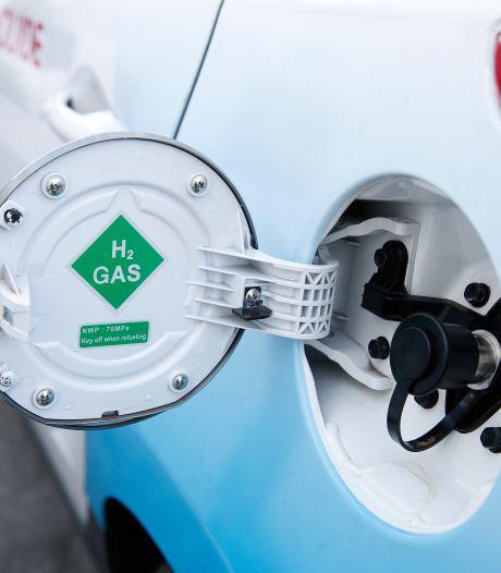 'Wat wordt er bedoeld met groene en grijze waterstof voor auto's?'