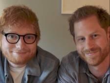 Prins Harry en Ed Sheeran hebben een 'misverstand'