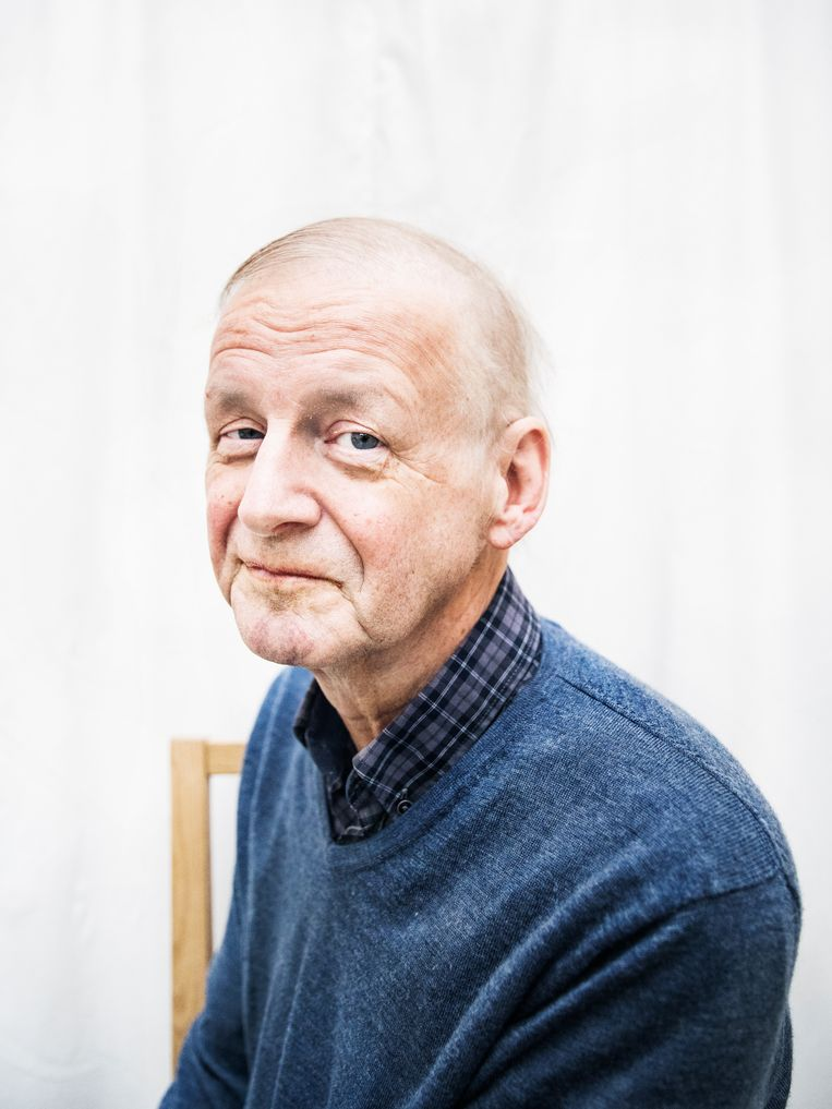 Dirk Van Duppen overleed op 30 maart. Beeld Aurélie Geurts
