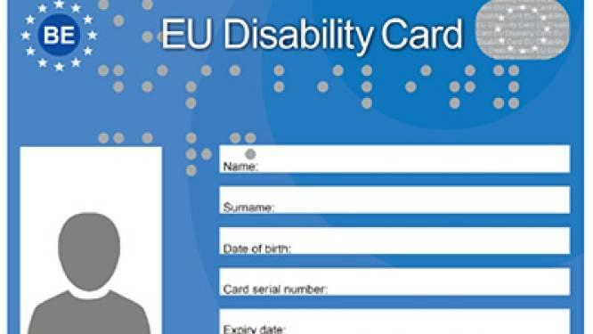Voordelen van 'European Disability Card' uitgebreid voor inwoners van Beerse en Vlimmeren