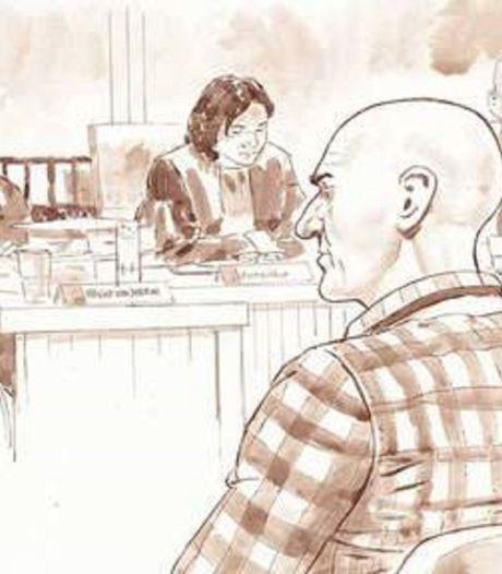 12 december 2017, vierde proforma - OM zet in zaak Nicole van den Hurk undercoveragent in bij getuige tegen Jos de G.