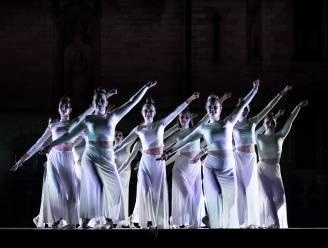 Gymmax Dance verrast met Lights of Hope: dans met licht- en klankspel op Grote Markt
