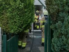 Huis in Dieren onder rook door brandende waterkoker