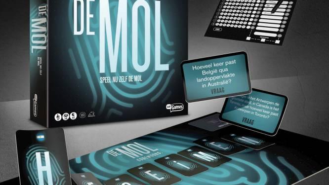 Ga nu ook thuis op zoek naar 'De Mol'