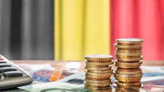 Belgen werden 45,5 miljard euro rijker in 2020