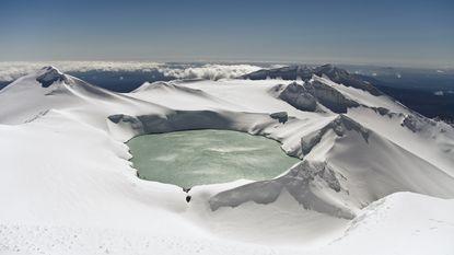 Nieuw-Zeelandse 'Mount Doom' staat op uitbarsten