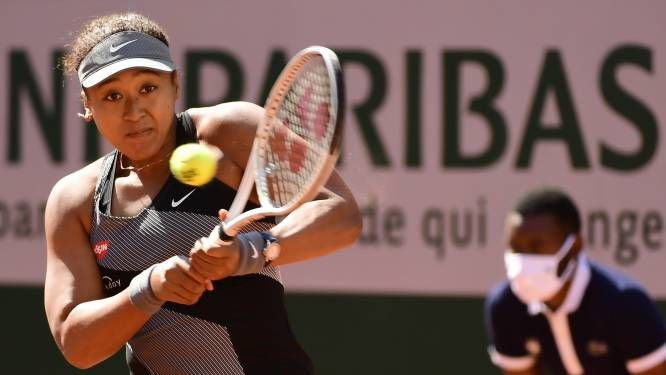 """""""Zij hebben de opdracht wél begrepen"""": organisatie Roland Garros sneert naar Osaka op Twitter, maar verwijdert bericht al snel"""
