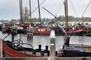 Ook vestingstad Woudrichem maakt deel uit van de Nieuwe Hollandse Waterlinie.