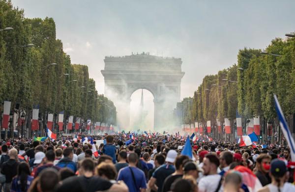 **Franse vrouwen delen op Twitter verklaringen over aanrandingen na WK-finale**