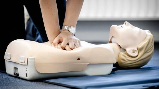 Vanaf oktober gratis opleidingen Eerste Hulp bij Rode Kruisafdeling