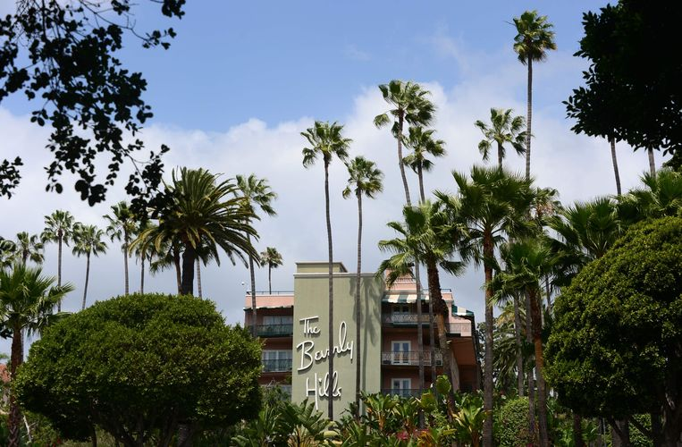 The Beverly Hills Hotel (Los Angeles).