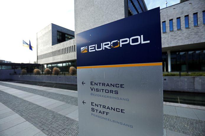 Kantoor van Europol in Den Haag.