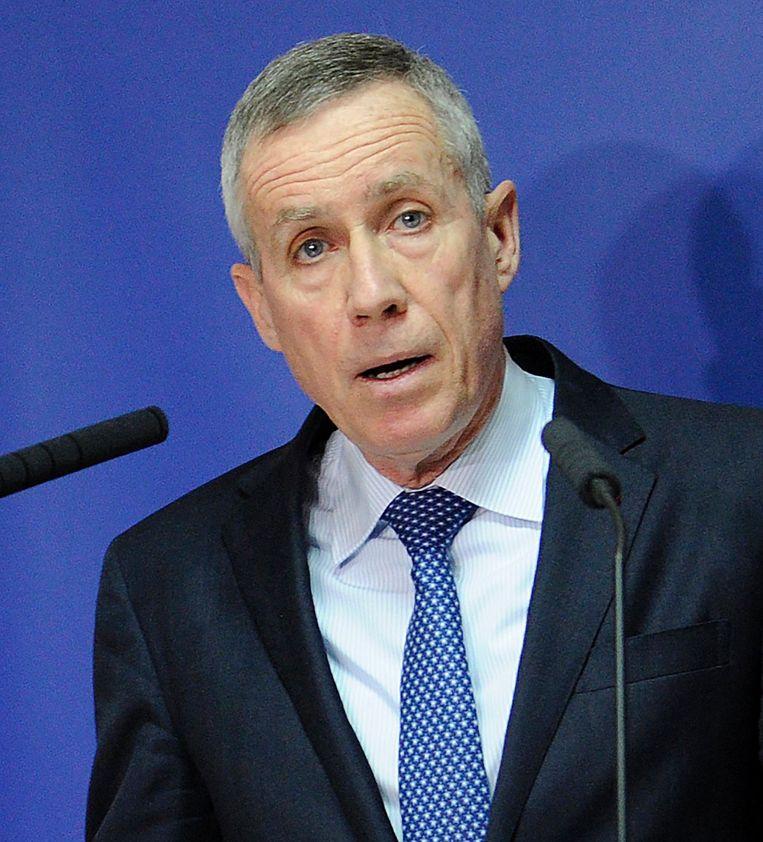 De procureur in Parijs François Molins. Beeld AFP