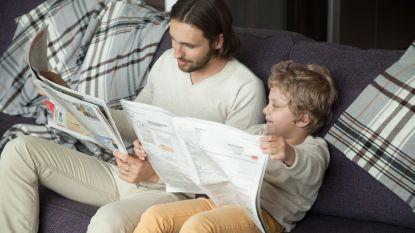 Finse papa krijgt 16 keer meer vaderschapsverlof dan Belgische papa