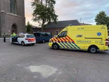 Dronken man botst met auto tegen boom in Zeeland en wordt opgepakt