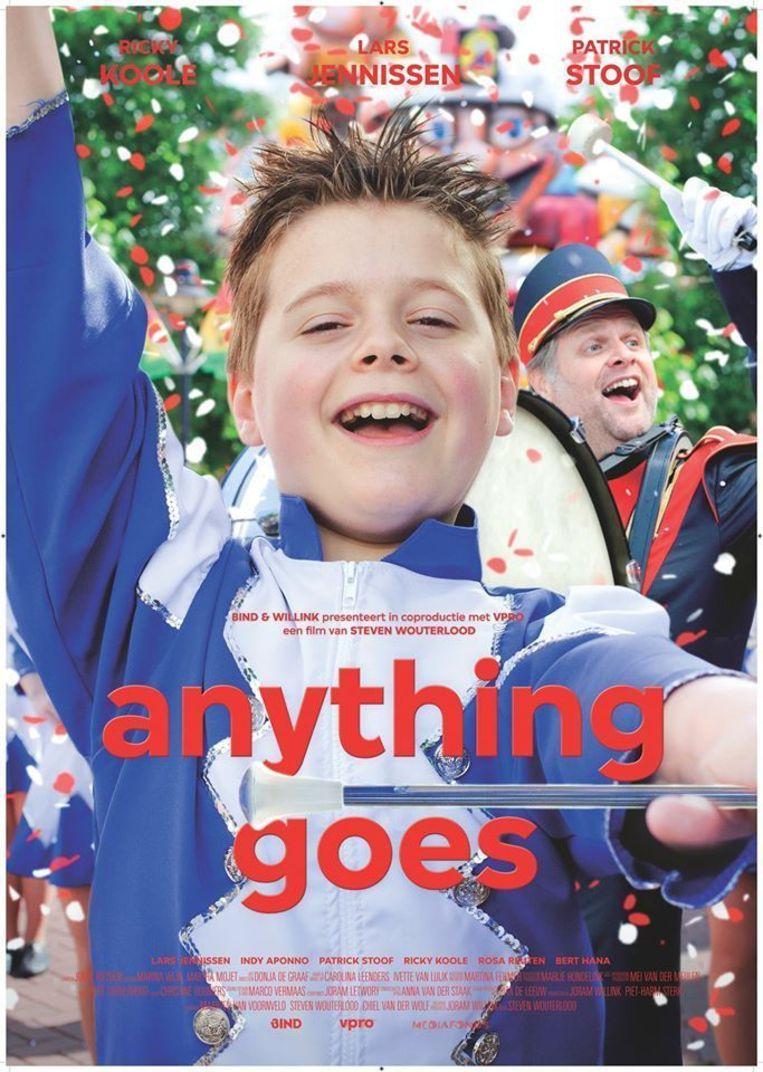 Affiche van de film 'Alles Mag', 'Anything Goes' Beeld VPRO