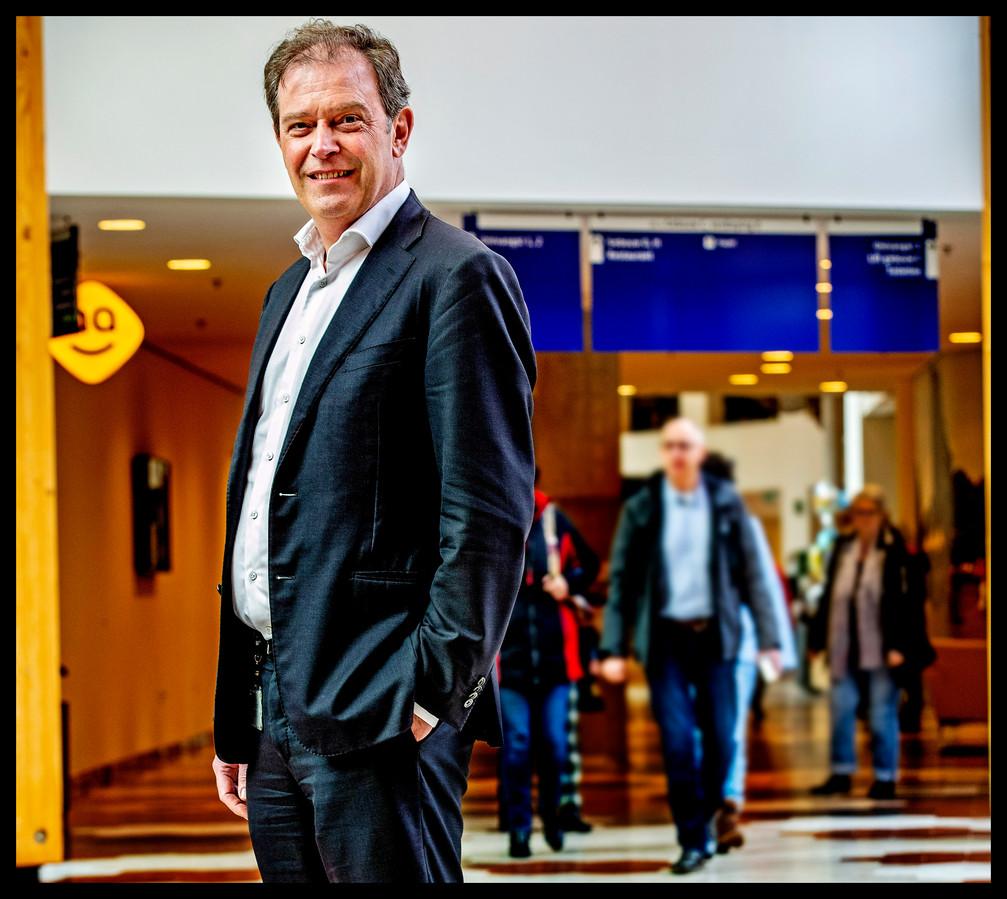 Directeur Piet-Hein Buiting van het Jeroen Bosch Ziekenhuis.