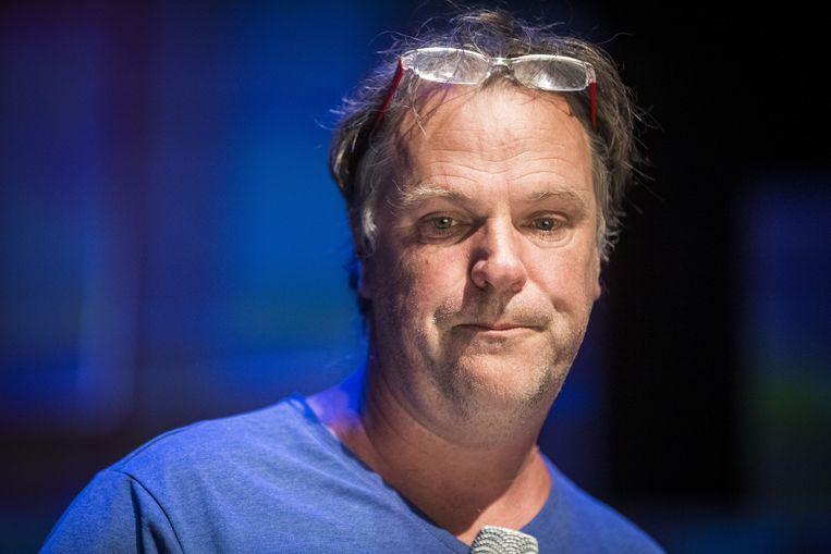 PvdA-voorzitter Hans Spekman Beeld anp