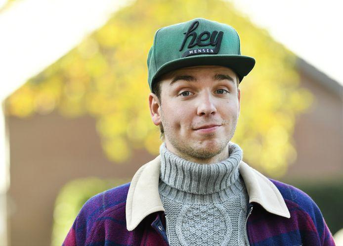 YouTuber Dylan Haegens.