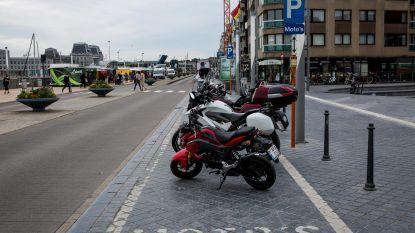 Raadslid vraagt extra parking voor motorfietsen