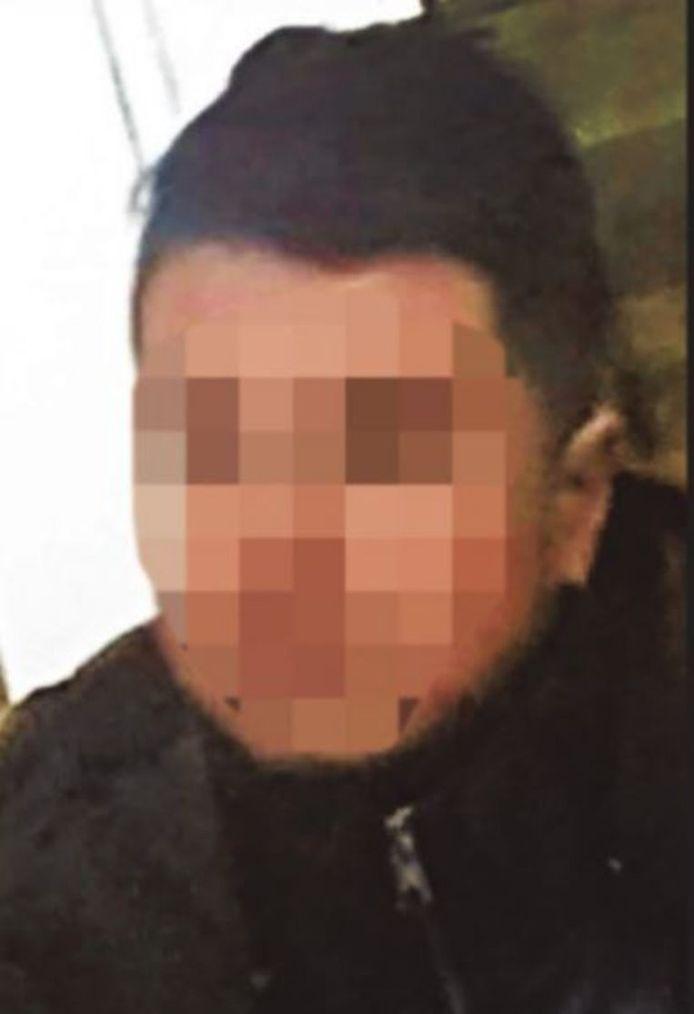 De ontvoerde Younes El B.