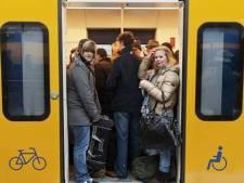 NS houdt oude treinen in de running tegen drukte