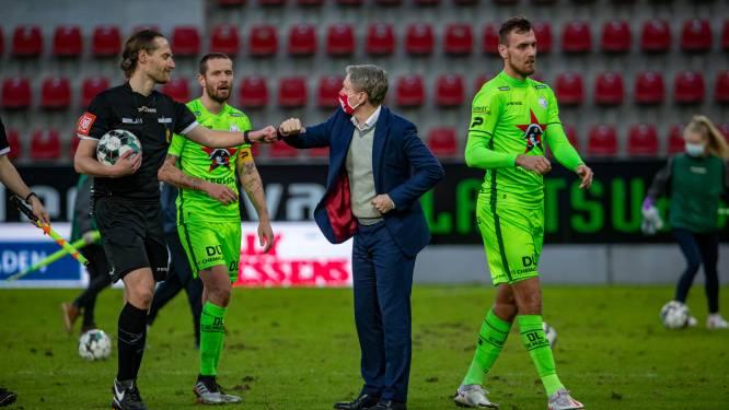 """Francky Dury en Zulte Waregem willen 'Vlasico' nog eens winnen: """"Hopelijk laatste keer zonder fans"""""""