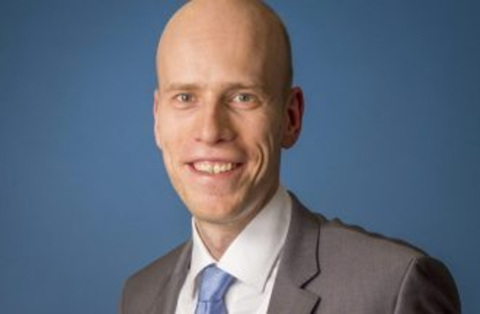 Tweede Kamerlid Daniel Koerhuis (VVD).