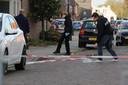 Direct na het incident startte de politie een onderzoek naar de gewelddadige mishandeling.