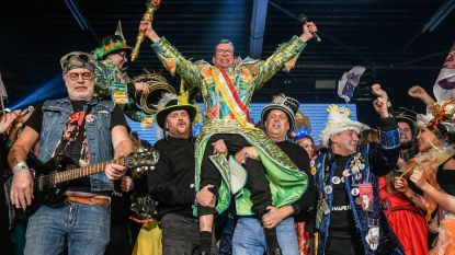 Nieuwe Prins Carnaval Yvan schrijft geschiedenis in Aalst: drie generaties De Boitselier winnen prinsenverkiezing