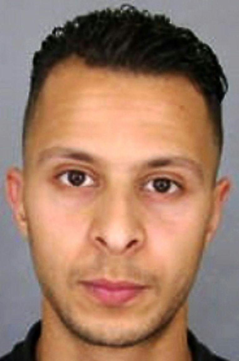 De voortvluchtige terrorist Salah Abdeslam. Beeld afp