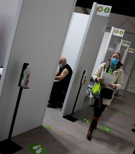 Les plus de 85 ans autonomes vaccinés dès le 15 mars en Flandre