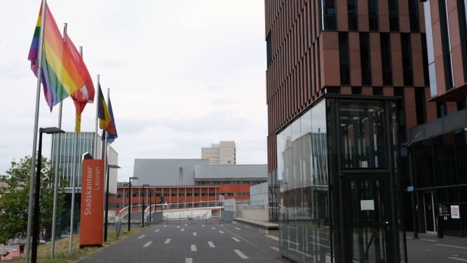 Leuven hangt regenboogvlag uit