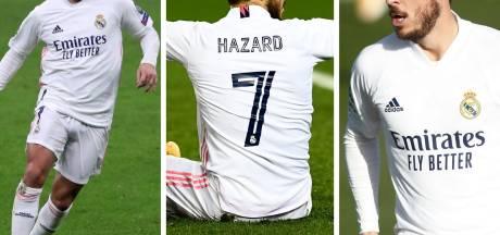 11 blessures et 320 jours d'absence, l'historique des blessures d'Eden Hazard