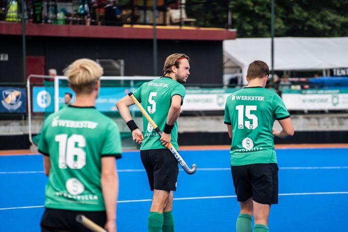 Na de derby met Ede gaan de hockeyers van Upward er ook af bij Berkel en Rodenrijs.