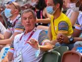 """Na een positieve PCR-test alsnog in het stadion voor gouden race, coach Lespagnard: """"Ik feliciteer haar met heel m'n hart"""""""